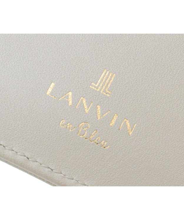 LANVIN en Bleu LANVIN en Bleu ランバンオンブルー ミュゲ カードホルダー