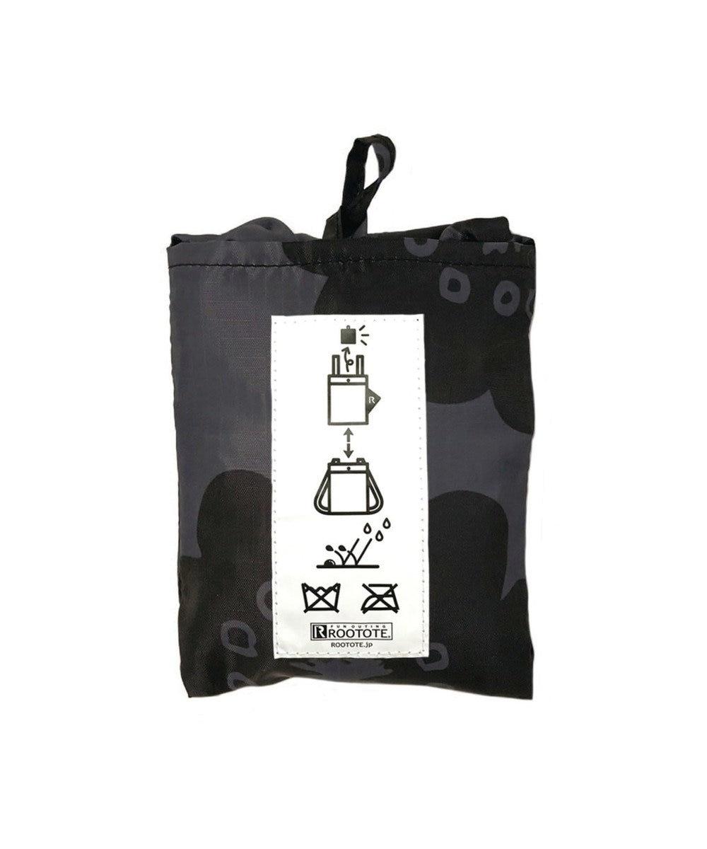ROOTOTE 0259【エコバッグ/リュック:はっ水加工】/ RO セオルーショッパー-B 03:フラワー