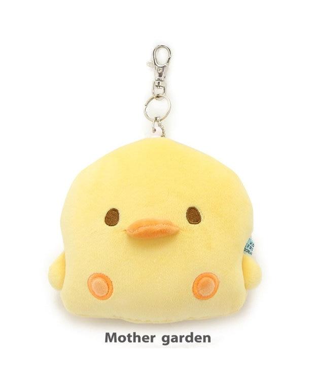 Mother garden こぴよフレンズ リール付き パスケース 《こぴよ》