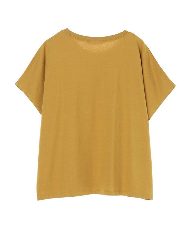 Green Parks メッセージロゴドルマンTシャツ
