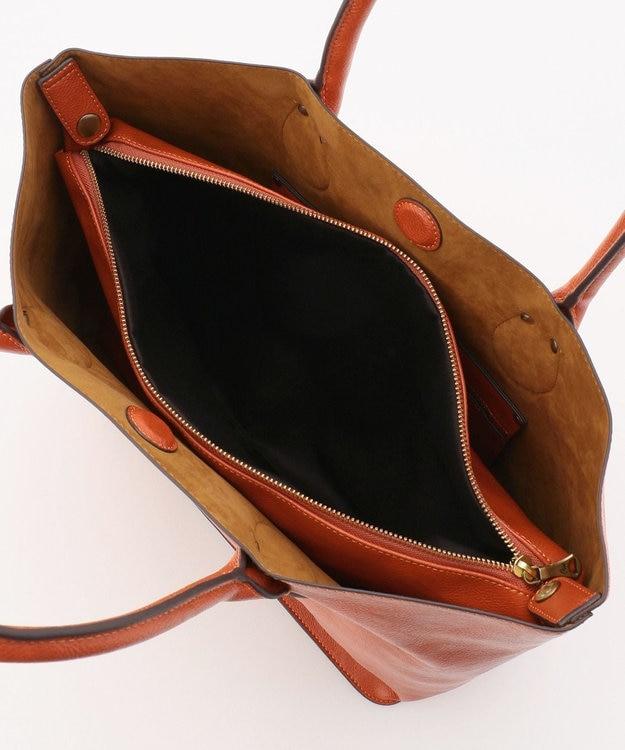 UNBILLION 【テレビ ドラマ着用アイテム】Otias シュリンクタイプ合皮トートバッグ
