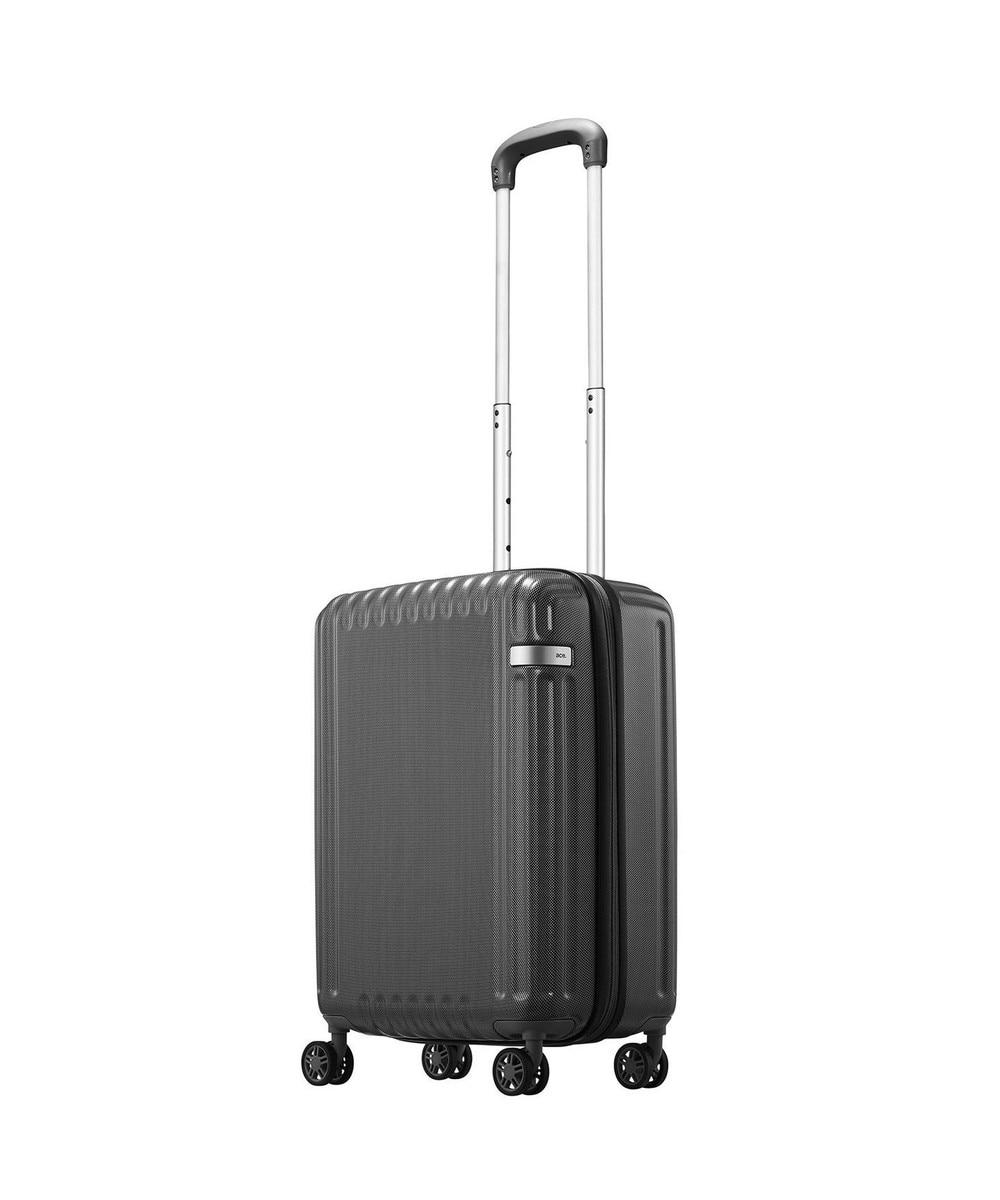 【オンワード】 ACE BAGS & LUGGAGE>バッグ ≪ace./エース≫ パリセイド2-Z スーツケース ジッパータイプ 32リット ブラック F レディース 【送料無料】