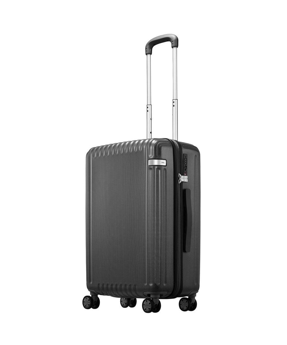 【オンワード】 ACE BAGS & LUGGAGE>バッグ ≪ace./エース≫ パリセイド2-Z スーツケース ジッパータイプ 45リット ネイビー F レディース 【送料無料】