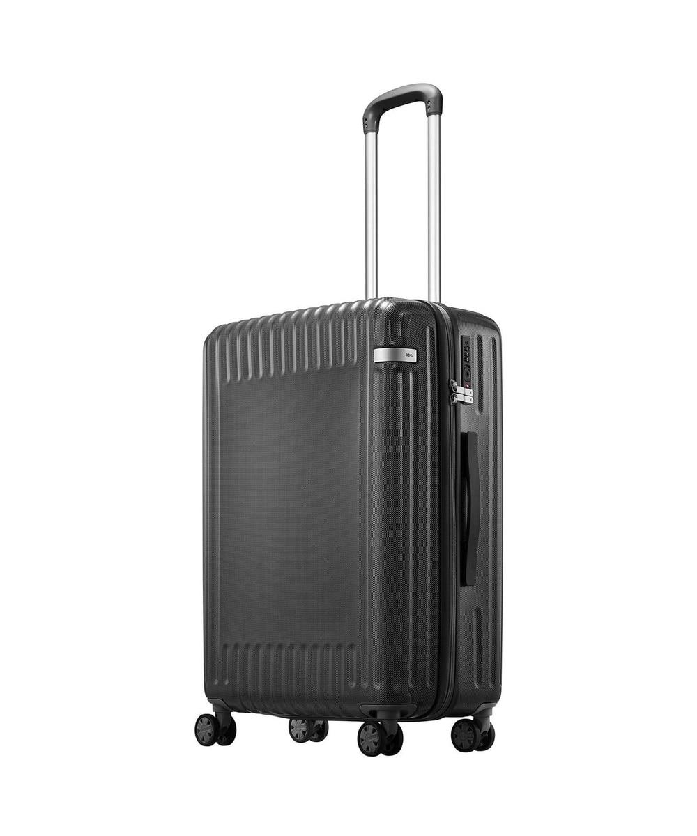 【オンワード】 ACE BAGS & LUGGAGE>バッグ ≪ace./エース≫ パリセイド2-Z スーツケース ジッパータイプ 58リット ホワイト F レディース 【送料無料】