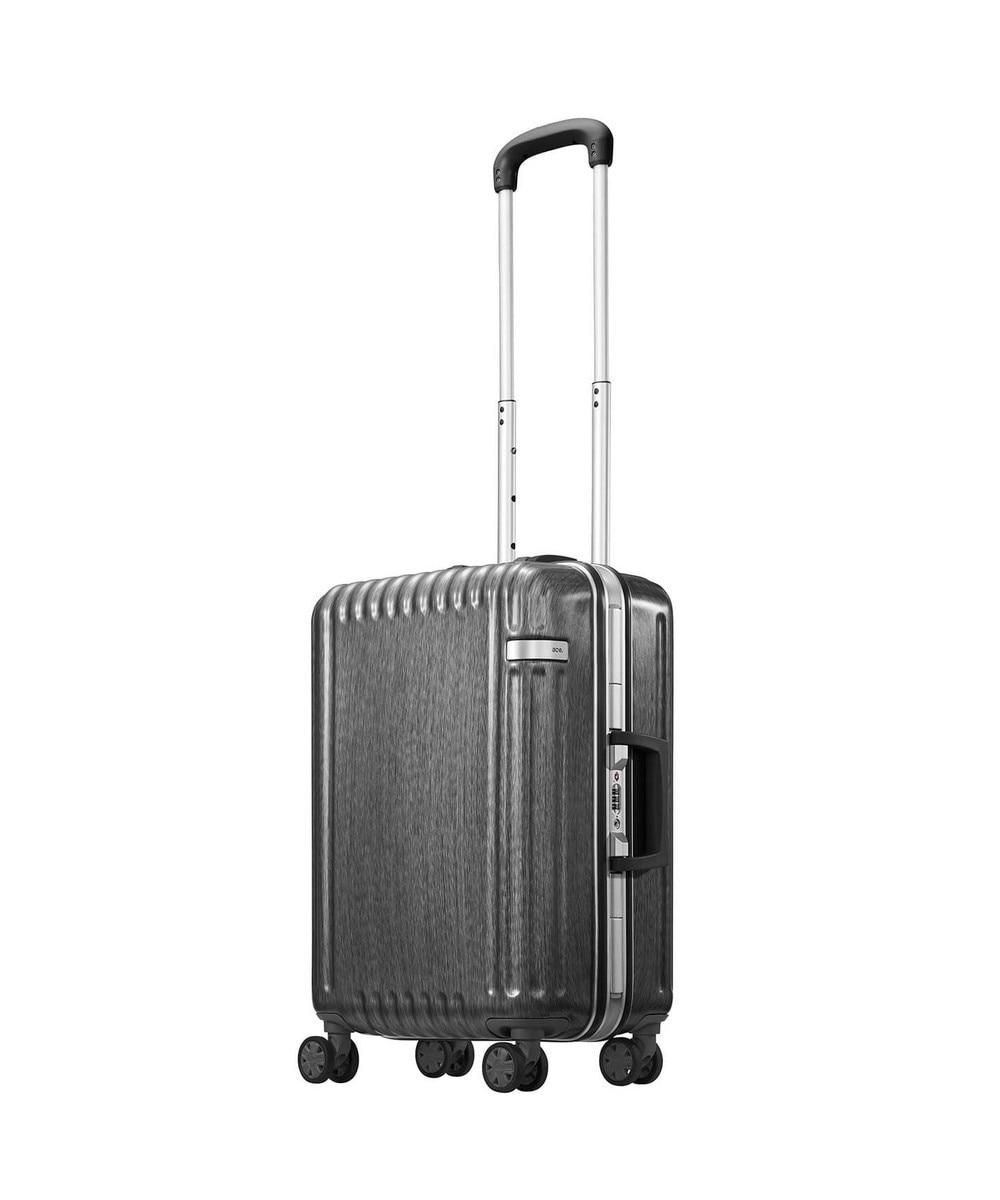 【オンワード】 ACE BAGS & LUGGAGE>バッグ ≪ace./エース≫ パリセイド2-F スーツケース フレームタイプ 32リット ネイビー F レディース 【送料無料】