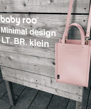 ROOTOTE 1960【2way:トート&ショルダー】/ EL.BR.Klein クライン-A 03:ピンク
