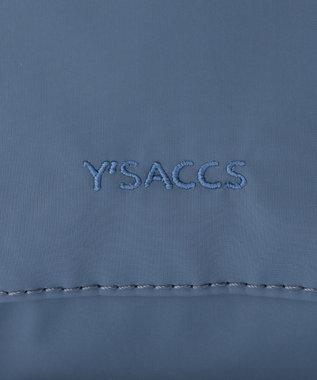 Y'SACCS ナイロンタフタ リュックサック Sサイズ ダークブルー