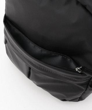 Y'SACCS ナイロンタフタ リュックサック Sサイズ ブラック