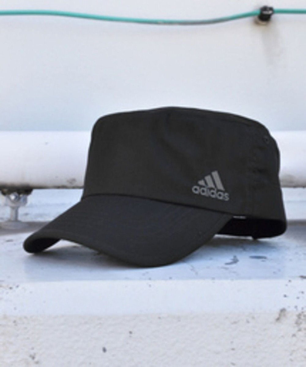 Hat Homes 【adidas/アディダス】ドゴール キャップ 黒