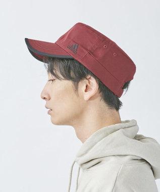 Hat Homes 【adidas/アディダス】ドゴール キャップ ダークレッド