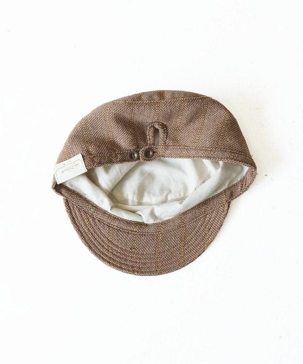 odds 【完売使用不可】TWEED WORK CAP