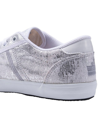 Admiral Footwear 【WOMEN】【スニーカー】INOMER W/ イノマー W Silver/White