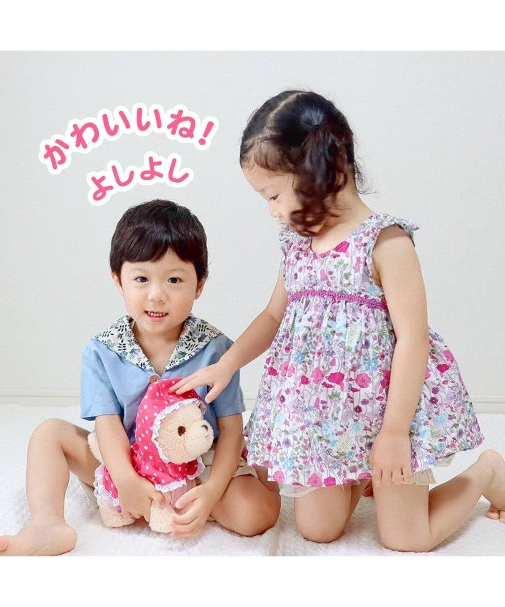 Mother garden 一緒におさんぽシリーズ わんちゃん用 おしゃれ着 お洋服セット 0