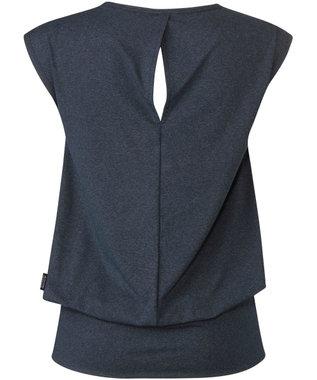 CW-X 【WOMEN】PRIME FLEX ロングTシャツ レディース /ワコール DFY590 ブルー