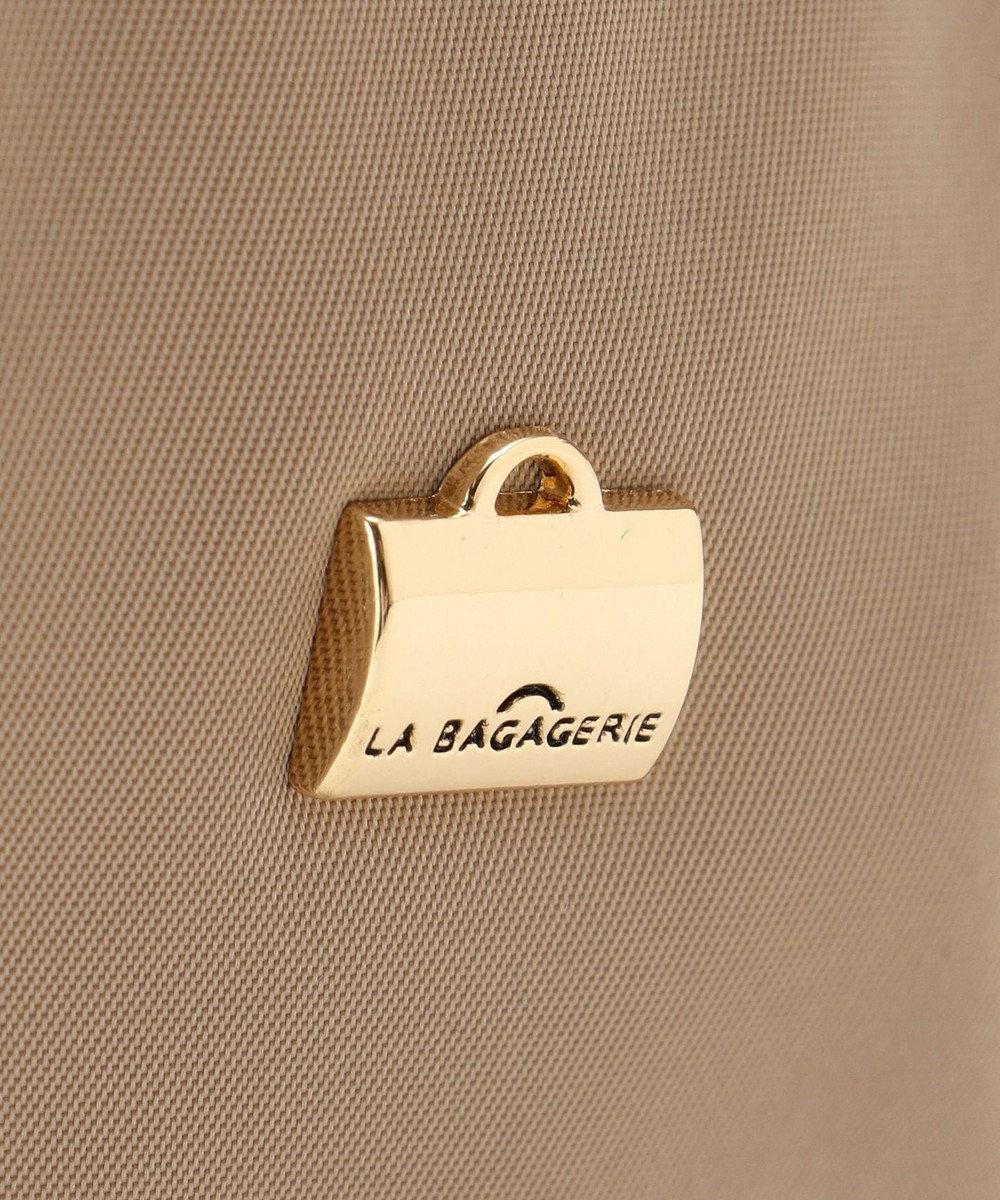 LA BAGAGERIE ナイロン 2wayショルダーバッグ グレージュ
