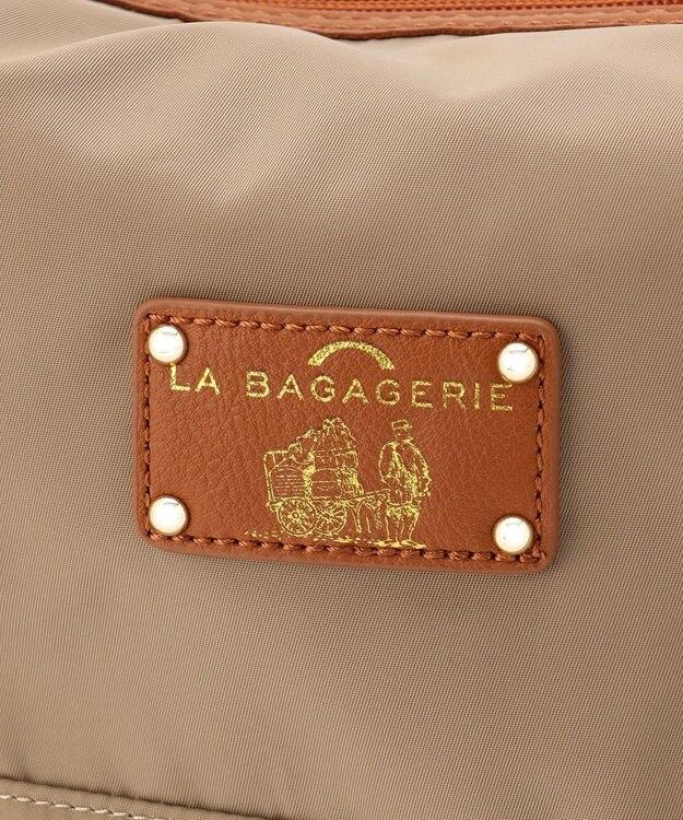 LA BAGAGERIE ナイロン 2wayショルダーバッグ