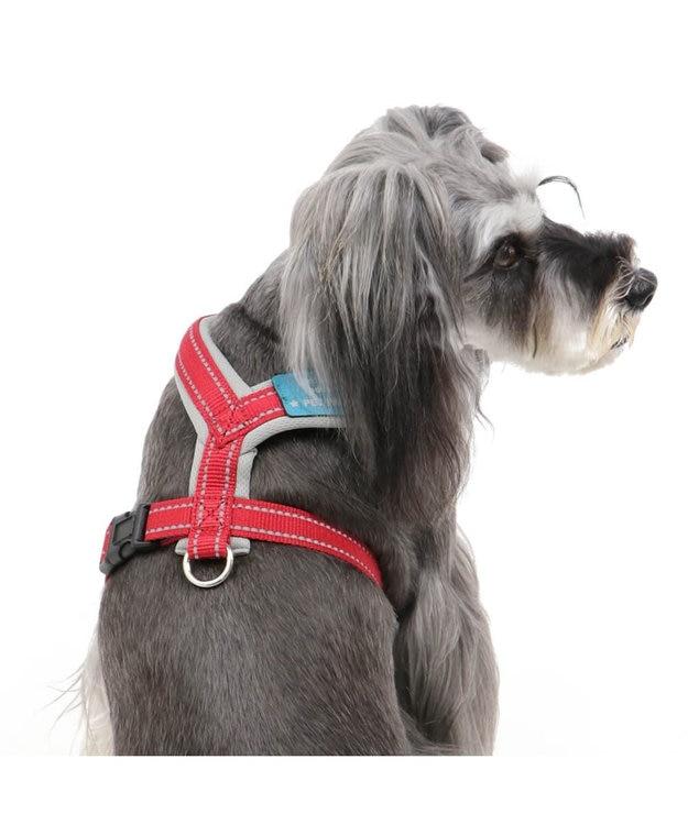 PET PARADISE ペットパラダイス アクティブハーネス 赤 ペットS〔小型犬〕
