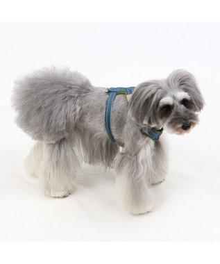 PET PARADISE ペットパラダイス アクティブハーネス 青 ペットSM 〔中型犬〕 青