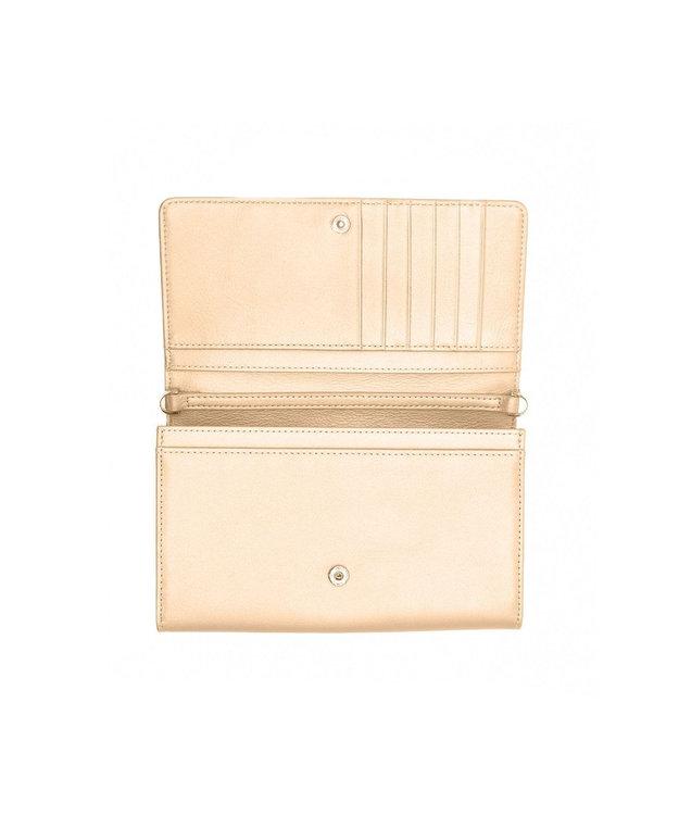 MIYABIYA GRES コパン スムースレザー お財布機能付き2wayショルダーバッグ