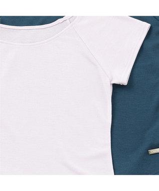 Chacott Tシャツ アイアンブルー