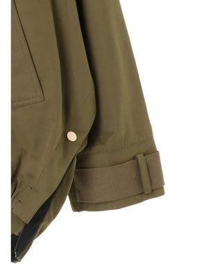 YECCA VECCA マウンテンパーカー Khaki