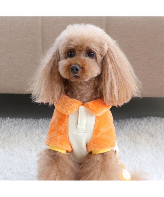 PET PARADISE ディズニー くまのプーさんダブルフェイスロンパース〔超・小型犬〕