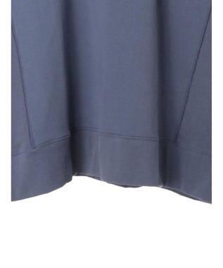 YECCA VECCA ロゴBIGスウェット Grayish Blue
