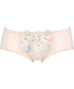 Wing ショーツ 【バストケアBra】 ボーイレングス ウイング/ワコール KF2915 ピンク