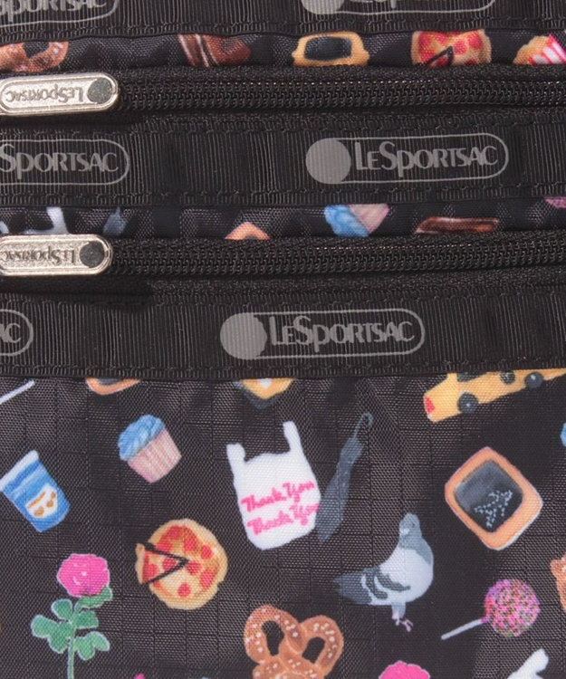LeSportsac 3ZIP COSMETIC/レイトナイトスライス