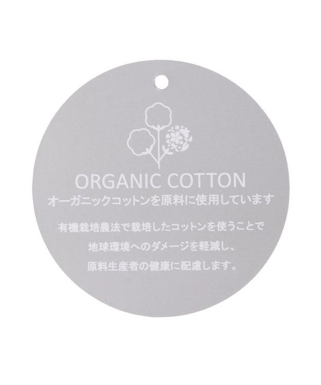 earth music&ecology オーガニックコットン裏毛(クルー)