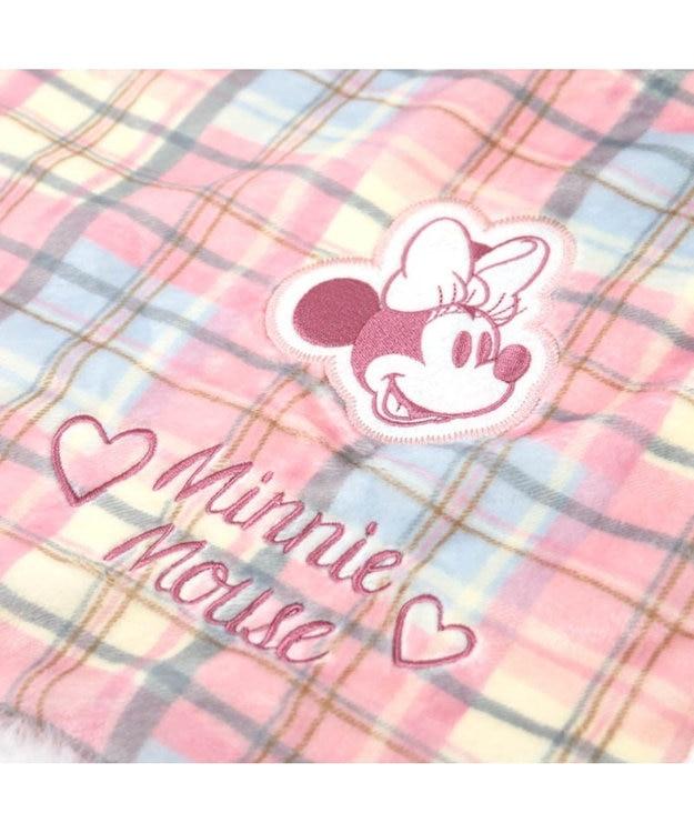 PET PARADISE ディズニー ミニーマウス ふんわり 遠赤外線 ラグマット