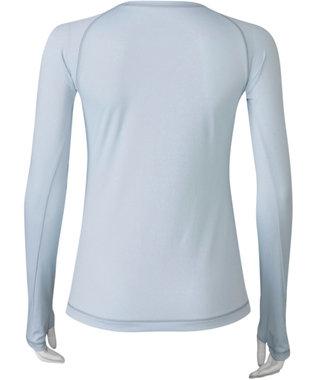 CW-X 【WOMEN】アウター Tシャツ 長袖 /ワコール DLY699 オリーブ