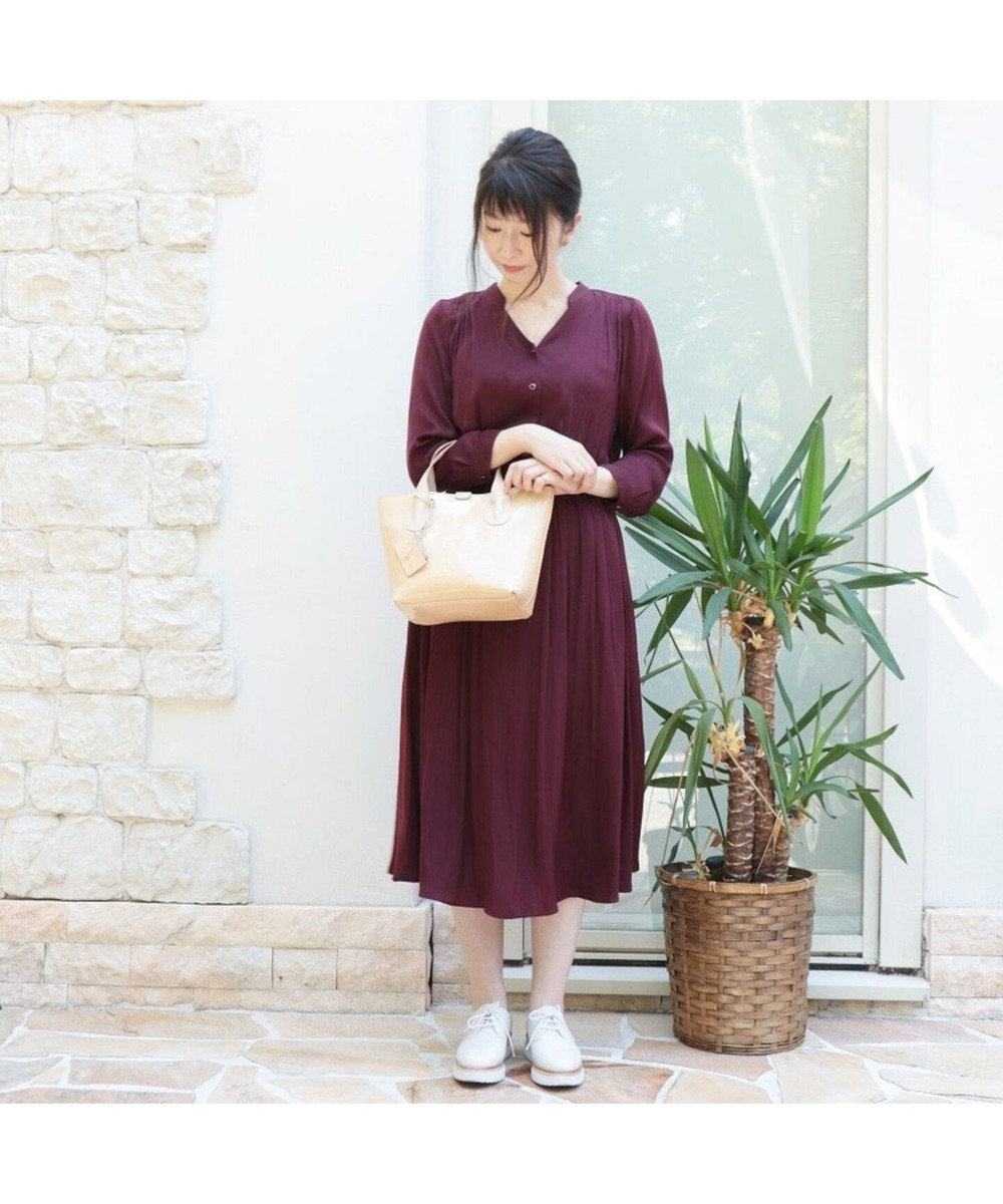 Regalo Felice 【ドラマ使用商品】トート小 / MD-9602・Miss Dear / グスタ NA(内装:イエロー)