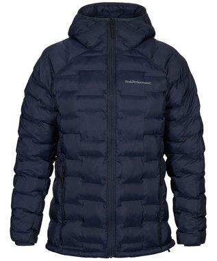 PeakPerformance Argon Hood Jacket Blue Shado