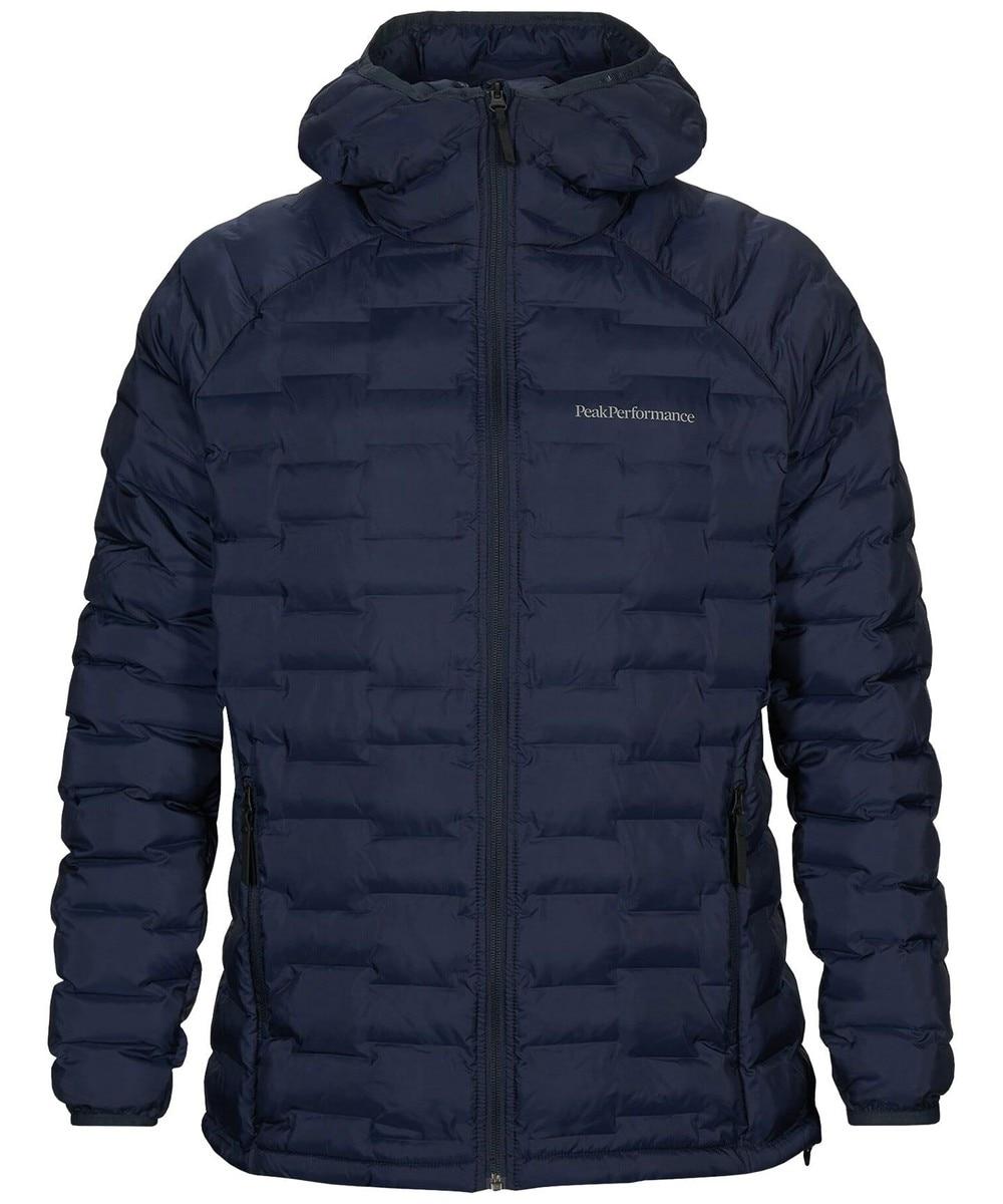 【オンワード】 PeakPerformance>ジャケット/アウター Argon Light Hood Jacket Blue Shado S メンズ 【送料無料】