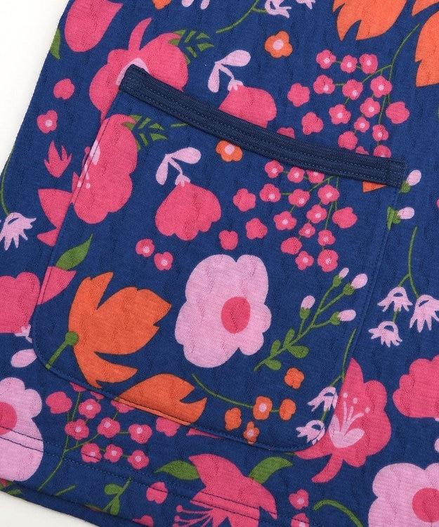 Wing 【パジャマ】花柄 ロング袖・ロングパンツ ウイング/ワコール EP6083