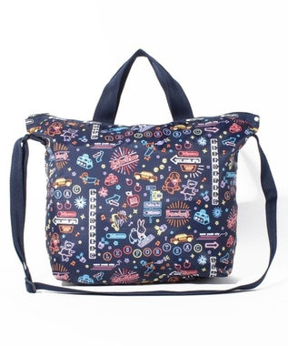 LeSportsac DELUXE EASY CARRY TOTE/ネオンナイツ ネオンナイツ