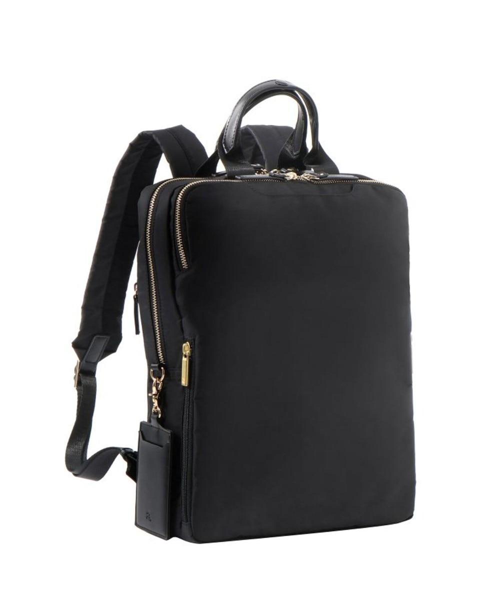 【オンワード】 ACE BAGS & LUGGAGE>バッグ ≪ace. スリファム≫ビジネスリュック レディース A4 PC収納 10581 ブラック F レディース 【送料無料】