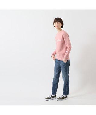 Champion 【WOMEN】CREW NECK SWEATSHIRT 980