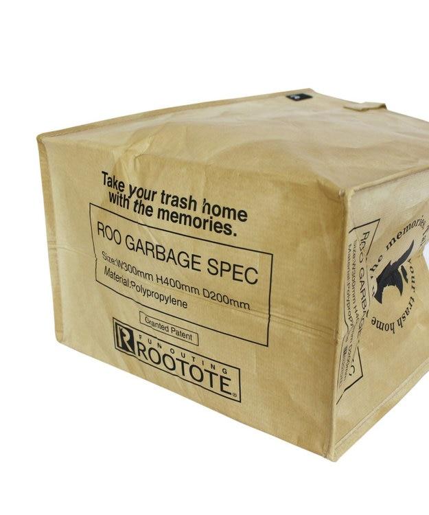 ROOTOTE 9682【ゴミ箱:エコバッグ】/ RT ルー・ガービッジ -30L