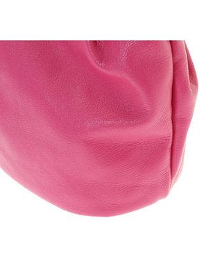 Les sacs Adam Les sacs Adam ルサックアダム マイン ショルダー付き手提げバッグ ピンク