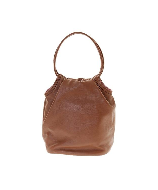Les sacs Adam Les sacs Adam ルサックアダム マイン ショルダー付き手提げバッグ