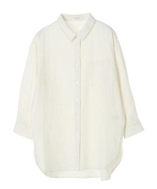 Green Parks レギュラーシャツ Off White