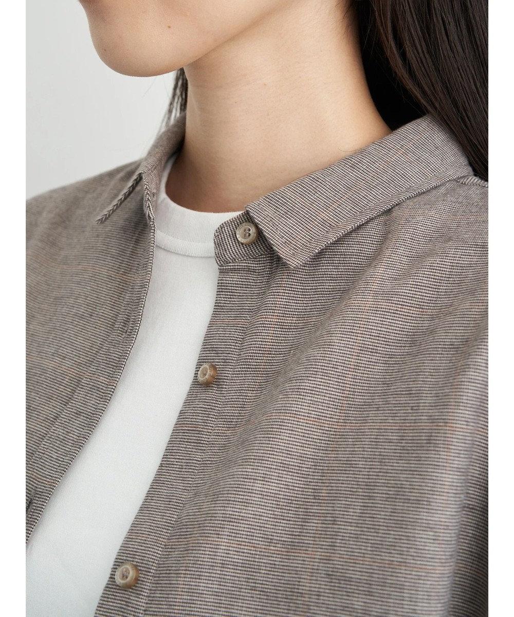 AMERICAN HOLIC 綿ビエラドルマンチェックシャツ Check