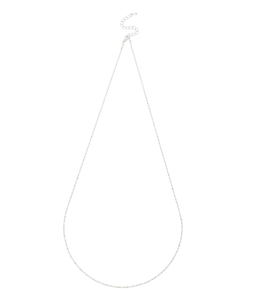 AMERICAN HOLIC デザインチェーンネックレス Silver