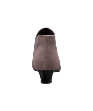 REGAL FOOT COMMUNITY 【ビューフィット】サイドゴアショートブーツ ブラックオーク