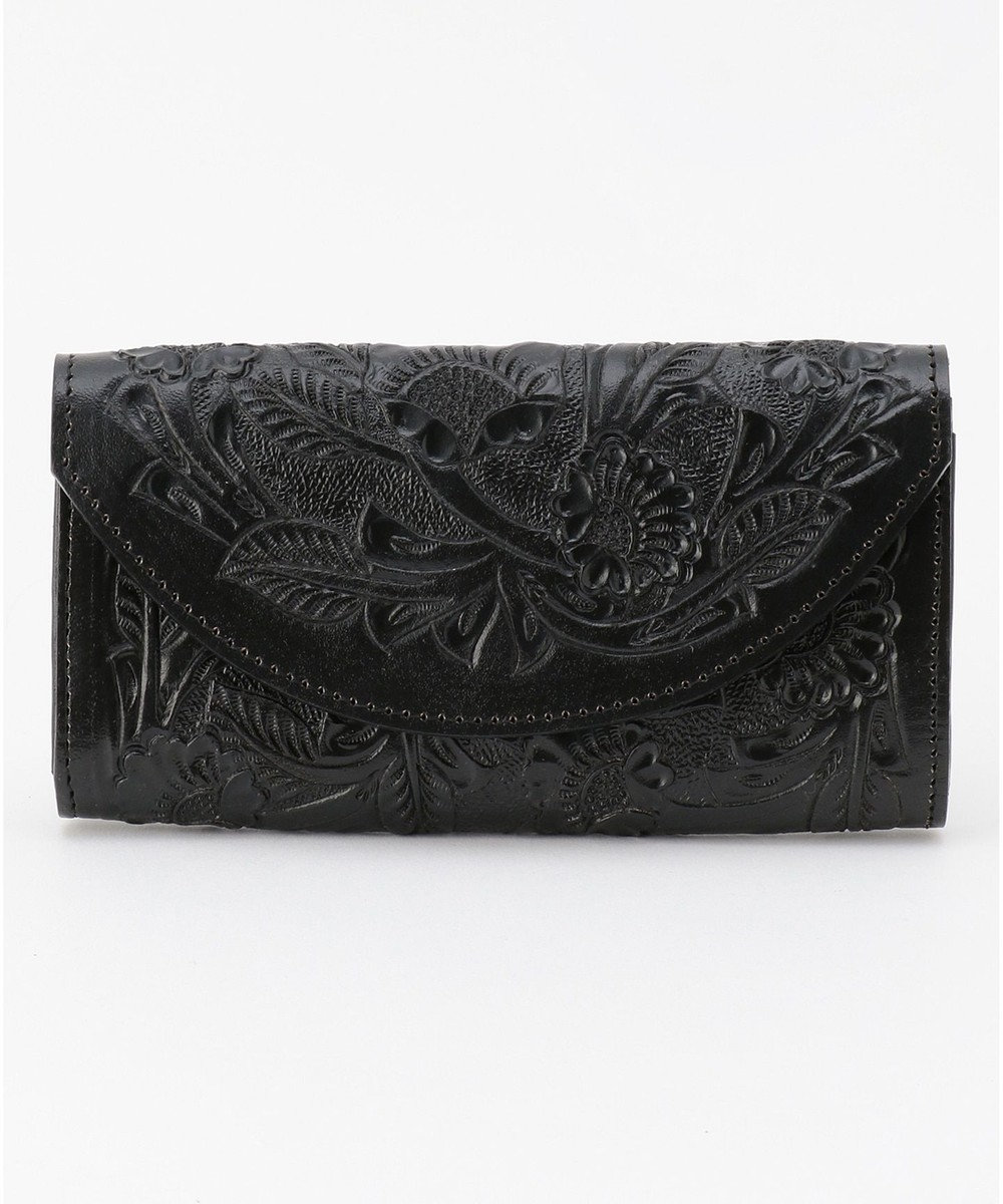 GRACE CONTINENTAL Flap Wallet-20AW ブラック