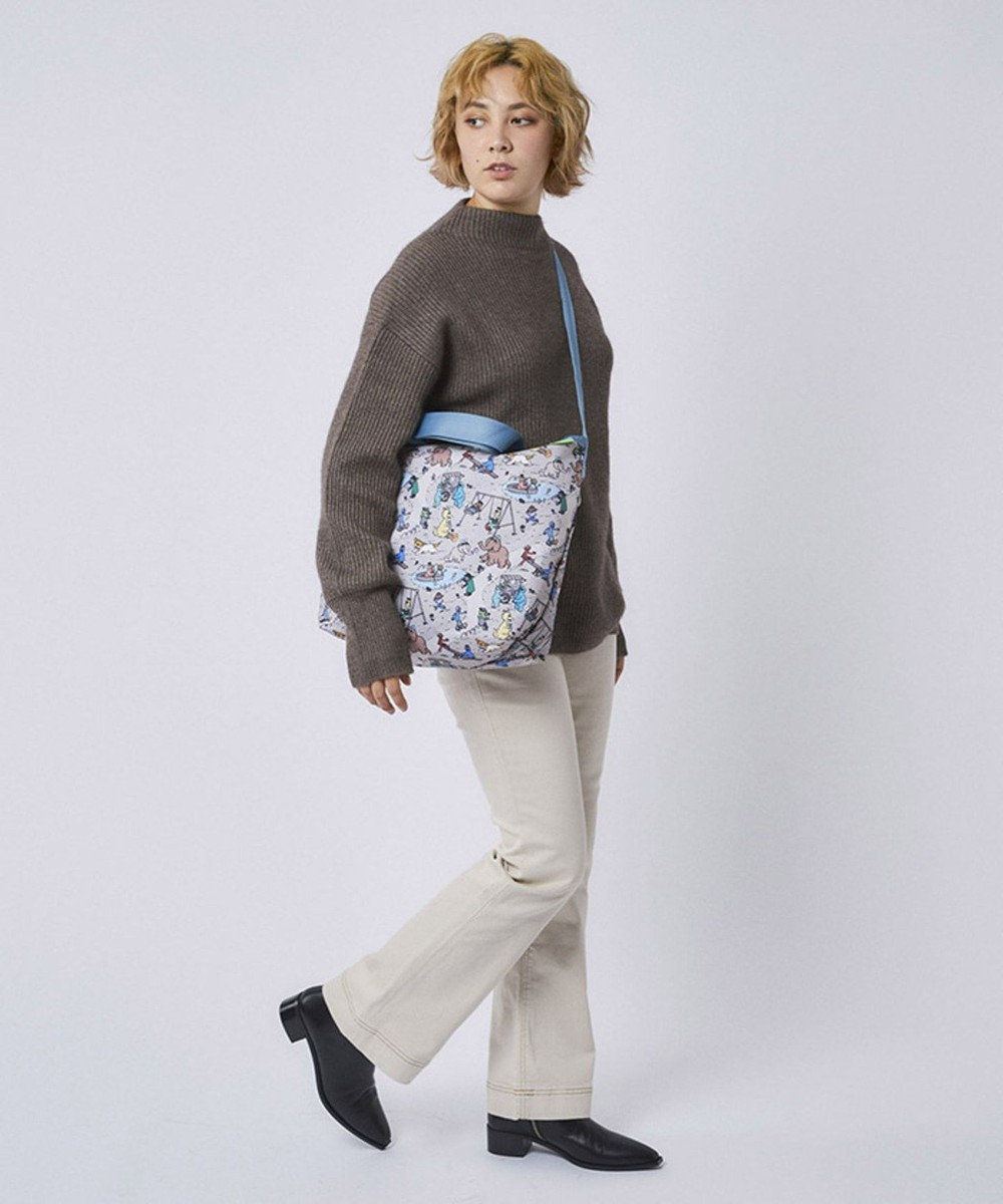 LeSportsac DELUXE EASY CARRY TOTE/セサミパーク セサミパーク
