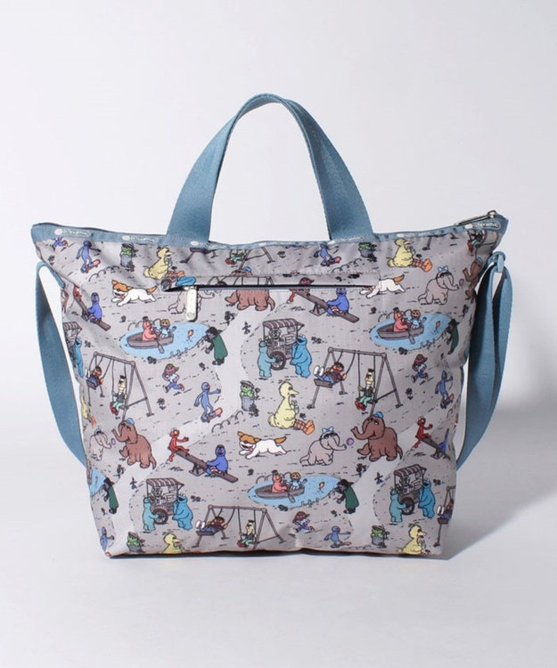 LeSportsac DELUXE EASY CARRY TOTE/セサミパーク