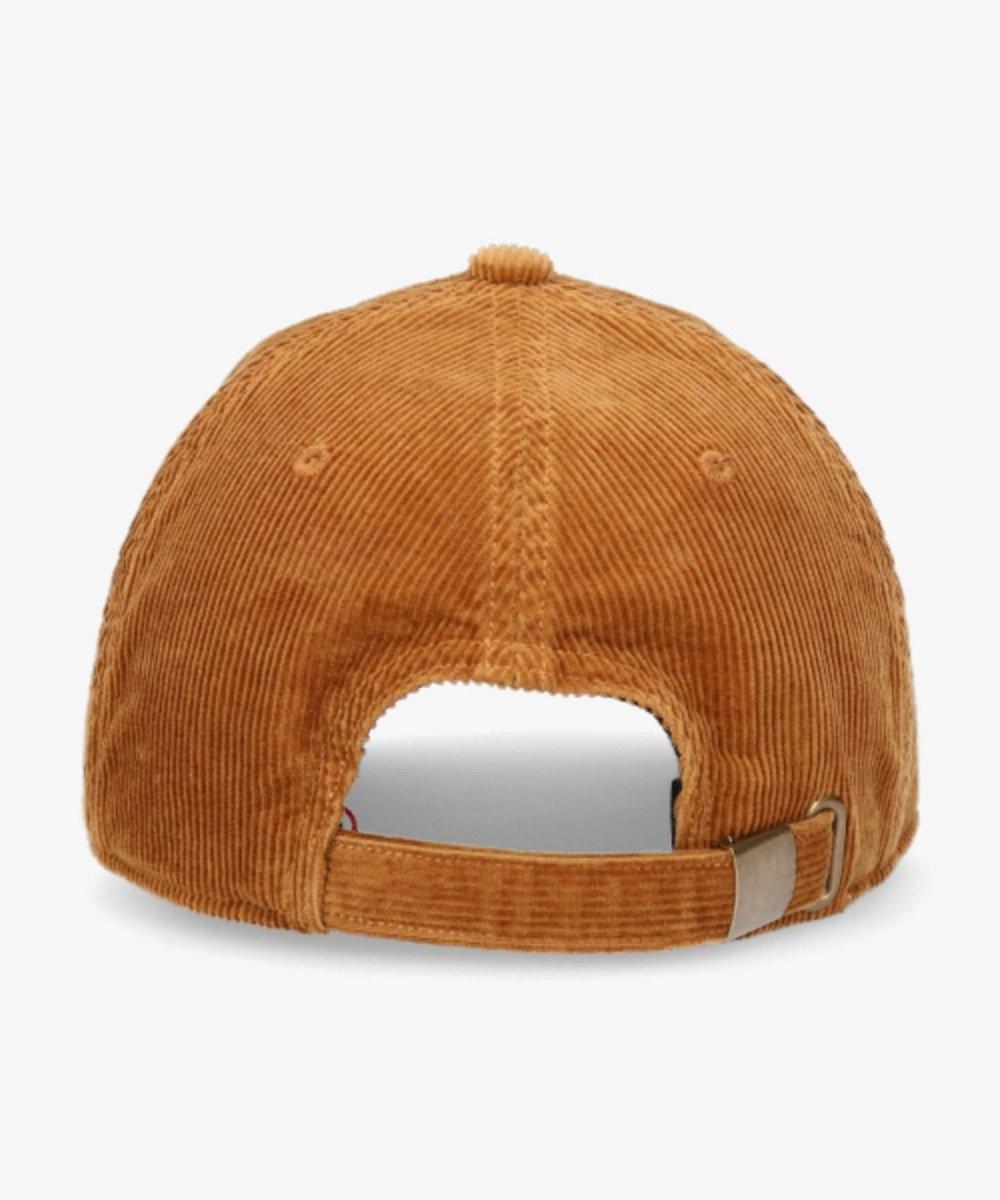 Hat Homes 【DANTON/ダントン】コーデュロイ キャップ ベージュ